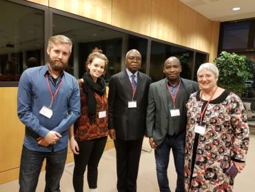 Togo Ta Alafia trifft den togoischen Botschafter!